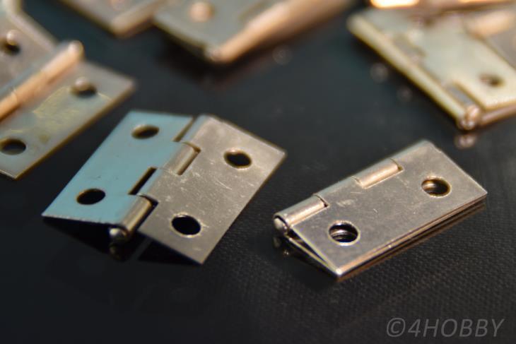 HE040= 30 Einzelhaken H 4cm für Tegometall Lochwandhaken Tego für Werkzeugwand