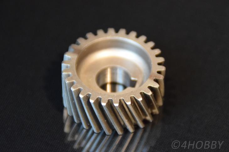 1.0 Bohrungs-Ø Polyacetal Stirnzahnrad Reely Modul-Typ 12 mm Anzahl Zähne 100
