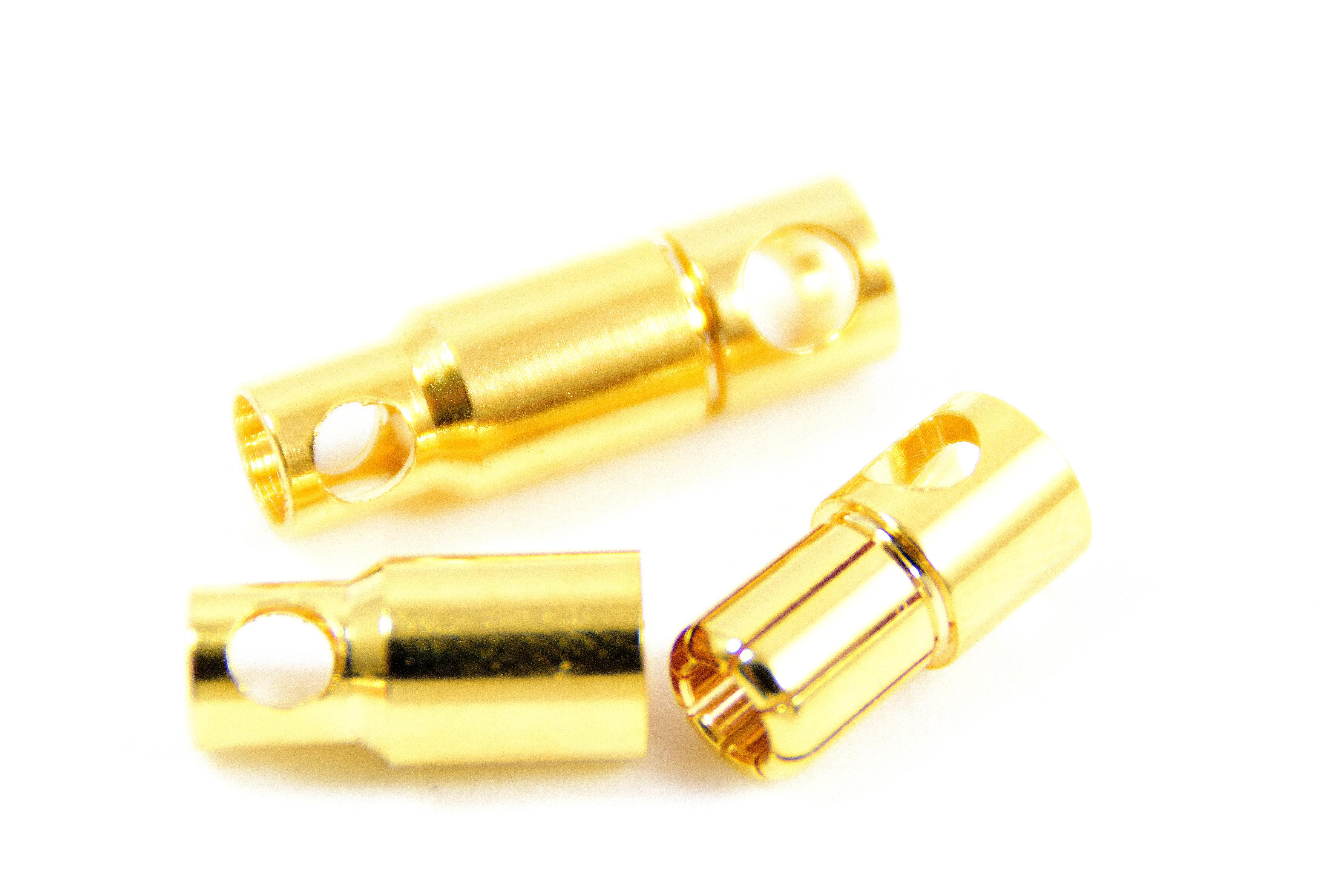 2x Einlass//Auslass Messing 90° für 4mm Schlauch Anschluss Düse Wasser Gas RC