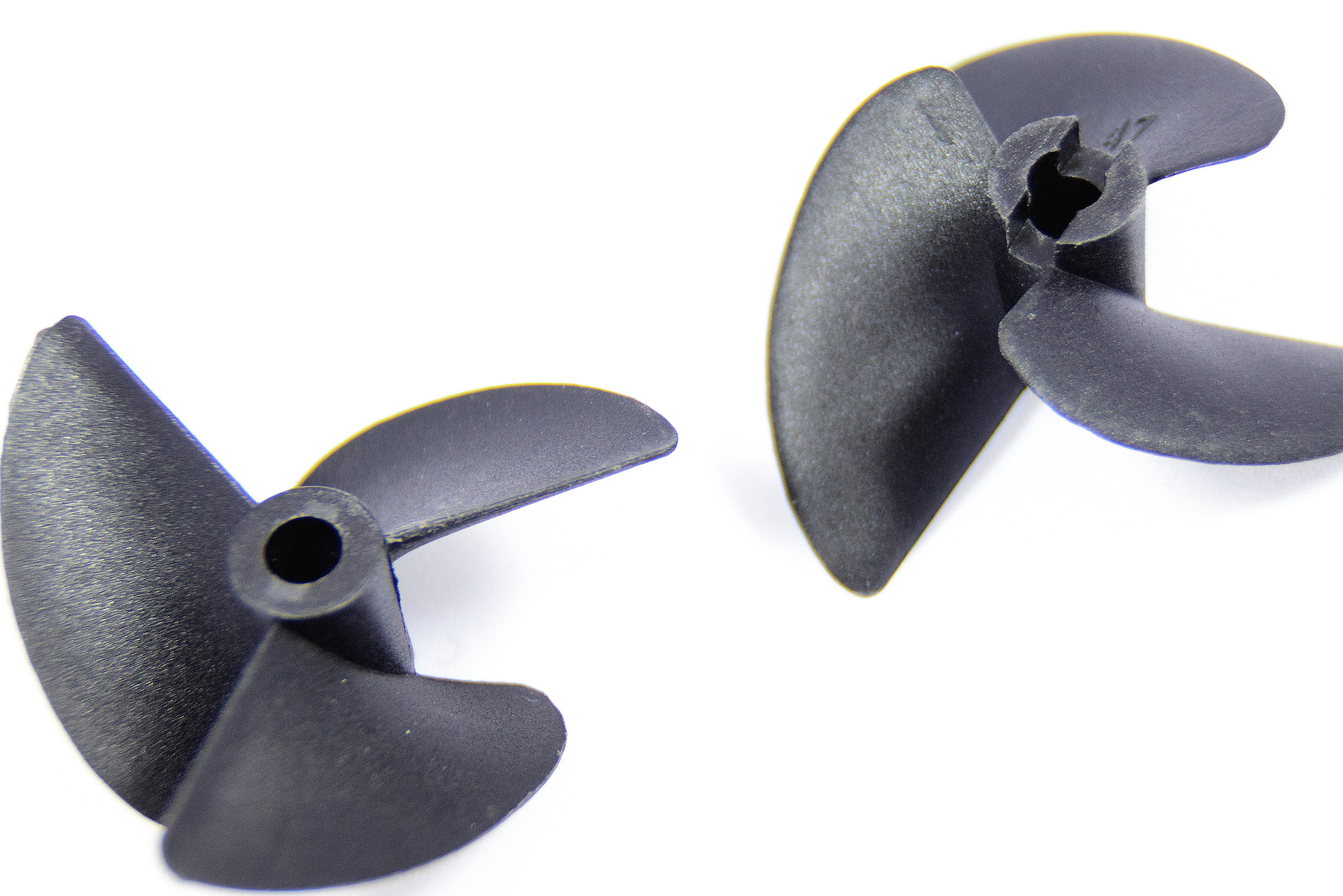 2x schiffsschraube bootspropeller propeller motorboot rc. Black Bedroom Furniture Sets. Home Design Ideas